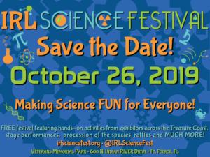 save the date IRL Scenice Festival